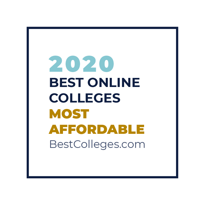 best colleges most affordable badge